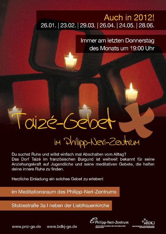 Poster Taize2012