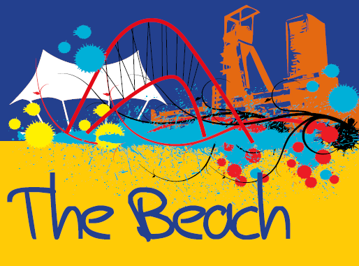 Logo von The BEACH XV