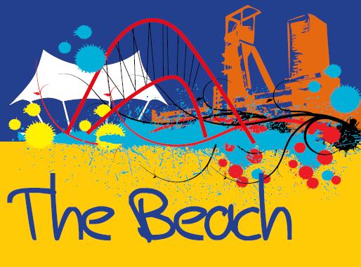 Logo von The BEACH XV